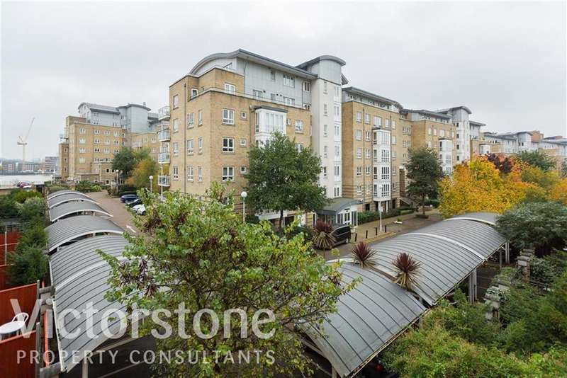 2 Bedrooms Apartment Flat for sale in St David's Square, Island Gardens, London