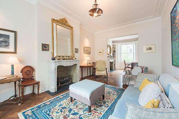 5 Bedrooms House for sale in Alexander Street, London, W2