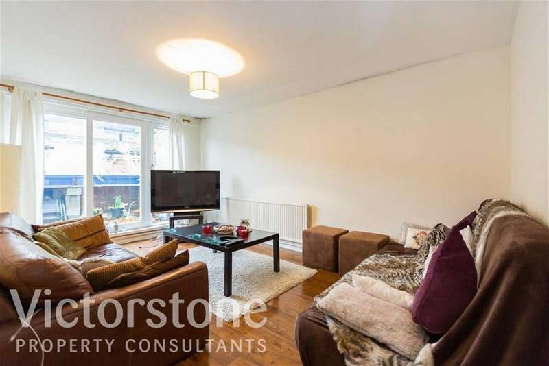 2 Bedrooms Apartment Flat for sale in Andover Road, Finsbury Park, London
