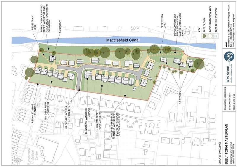 Land Commercial for sale in Scholar Green, Cheshire