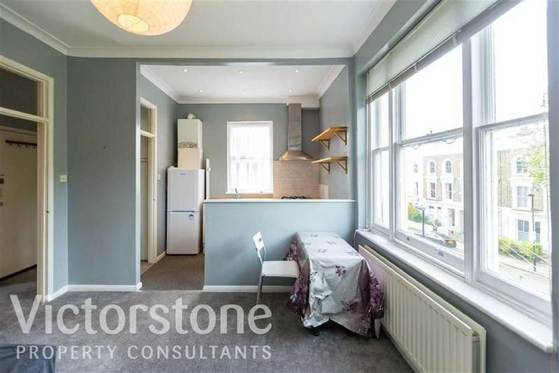 1 Bedroom Apartment Flat for sale in Thane Villas, Holloway, London
