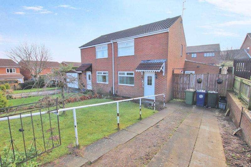 3 Bedrooms Semi Detached House for sale in 22 Conyers Court, Brotton ***GROUND FLOOR BEDROOM WET ROOM****
