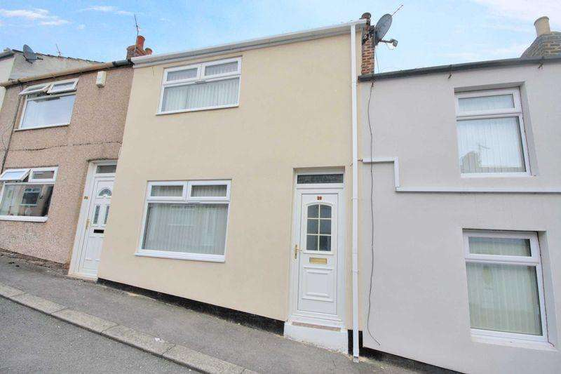 2 Bedrooms Terraced House for rent in Gladstone Street, Loftus