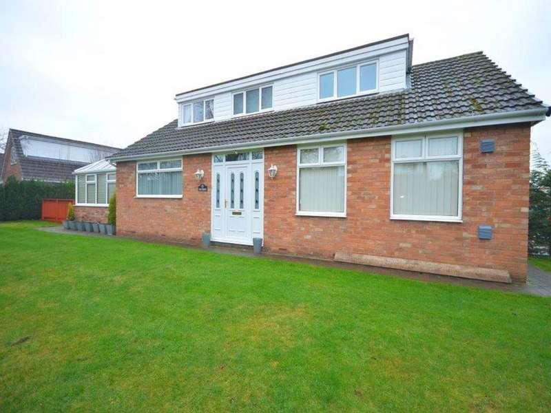 3 Bedrooms Bungalow for rent in Summerfield Road, Mobberley, Knutsford