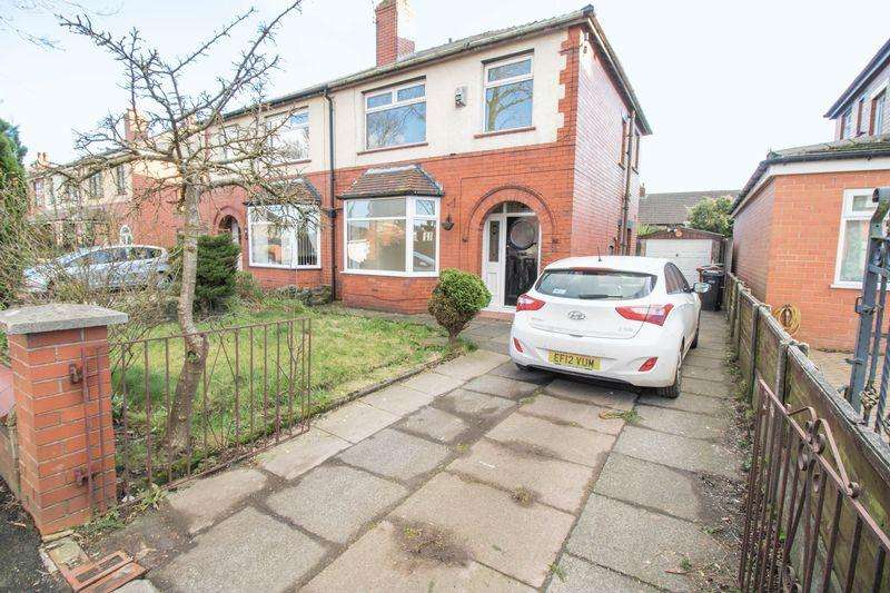 3 Bedrooms Semi Detached House for rent in Plodder Lane, Farnworth, Bolton, BL4 0LB