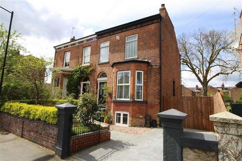 5 Bedrooms Semi Detached House for sale in Kenwood Road, Stretford