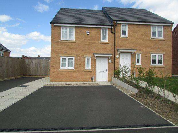 3 Bedrooms Semi Detached House for sale in ADLINGTON ROAD, HARTLEPOOL, HARTLEPOOL