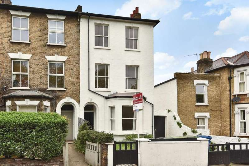 4 Bedrooms Semi Detached House for sale in Lausanne Road, Peckham