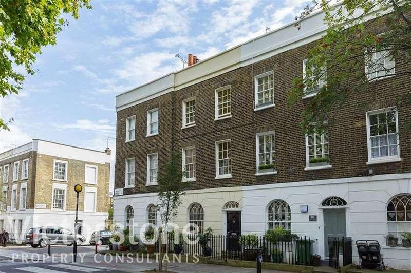 3 Bedrooms Terraced House for sale in Pratt Street, Camden, London