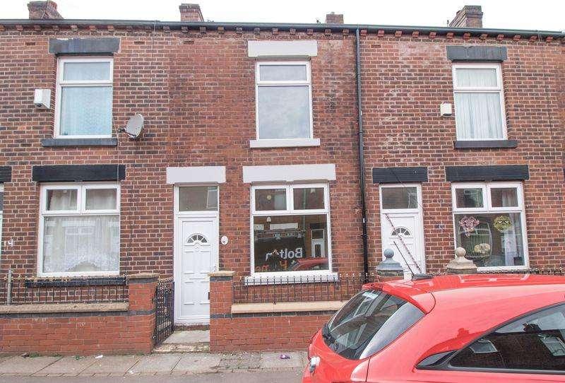 2 Bedrooms Terraced House for sale in Thorne Street, Farnworth, Bolton, BL4 7LQ