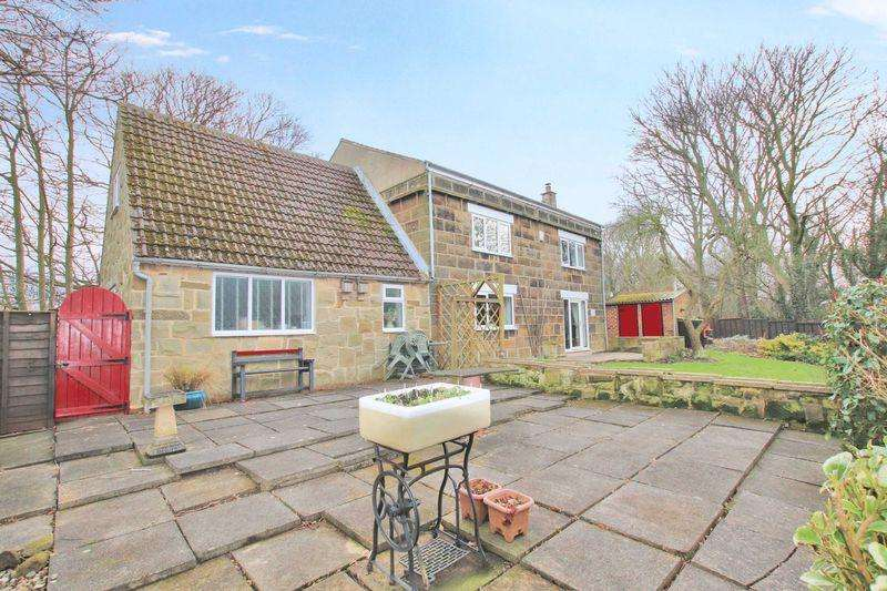 4 Bedrooms Detached House for sale in Cowscote Hall, Loftus