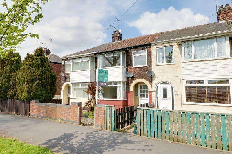 3 Bedrooms Terraced House for rent in Chamberlain Road, Hull