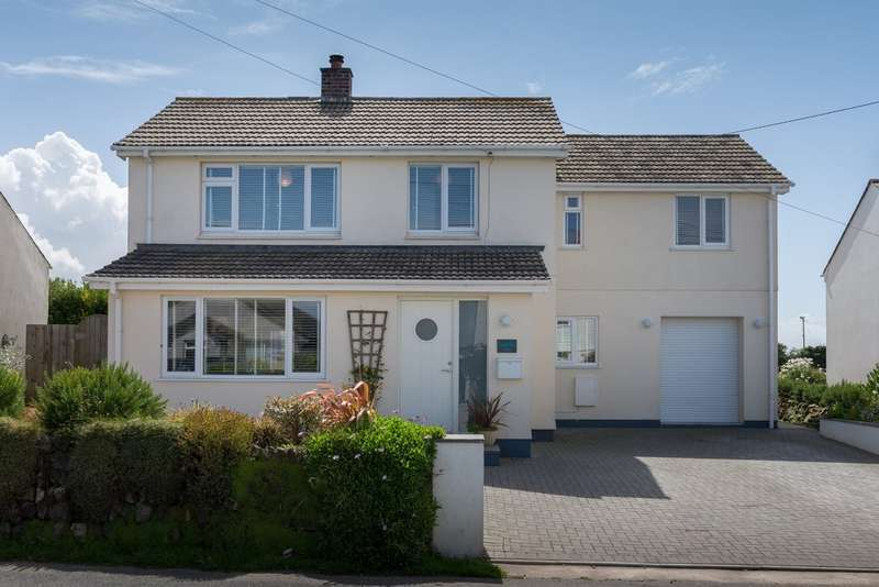 4 Bedrooms Detached House for sale in Goonown, St. Agnes
