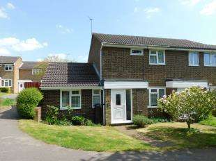 3 Bedrooms End Of Terrace House for sale in Blean Square, Vinters Park, Maidstone, Kent