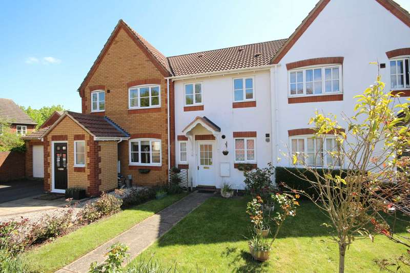 2 Bedrooms Terraced House for sale in Budham Way, Bracknell