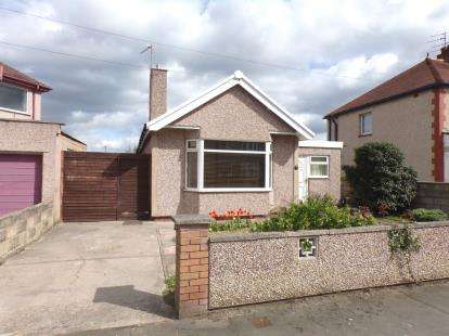 3 Bedrooms Bungalow for sale in Grosvenor Avenue, Rhyl, Denbighshire, LL18