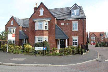 5 Bedrooms Detached House for sale in Loch Lomond, Washington, Tyne and Wear, NE37