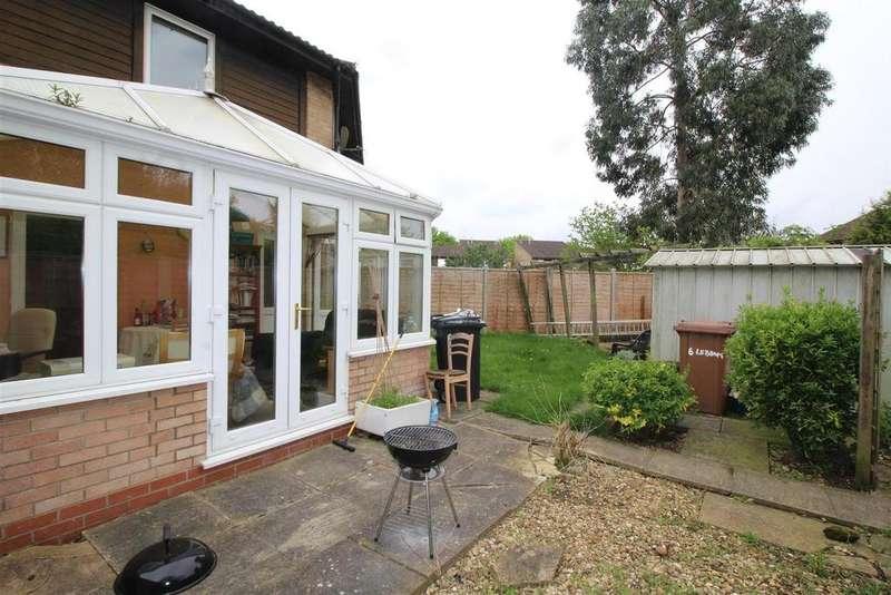 2 Bedrooms Terraced House for sale in Ledham, Orton Brimbles, Peterborough