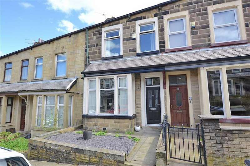 3 Bedrooms Terraced House for sale in Hawthorne Road, Burnley, Lancashire