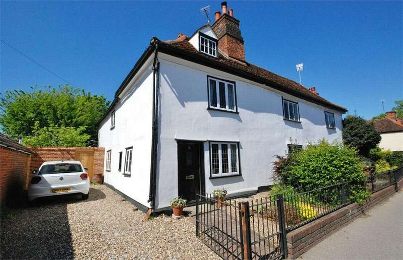 3 Bedrooms Cottage House for sale in High Street, Kelvedon, Essex