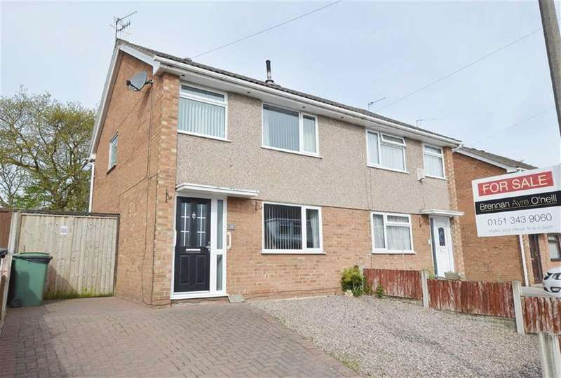 4 Bedrooms Semi Detached House for sale in Acre Lane, CH62