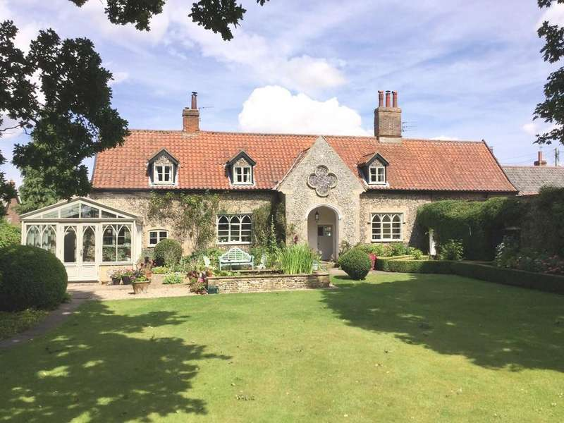 4 Bedrooms Detached House for sale in Great Hockham, Norfolk