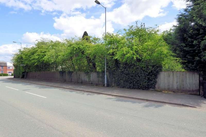 Land Commercial for sale in Heath Road, Uttoxeter