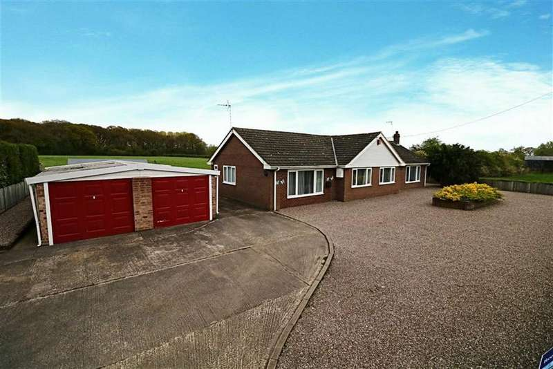 3 Bedrooms Detached Bungalow for sale in Sheppenhall Lane, Aston, Nantwich