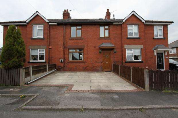 3 Bedrooms Terraced House for sale in Whitley Crescent Abram Wigan