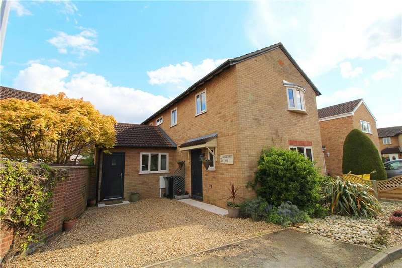 4 Bedrooms Detached House for sale in Chestnut Way, Market Deeping, Peterborough, PE6
