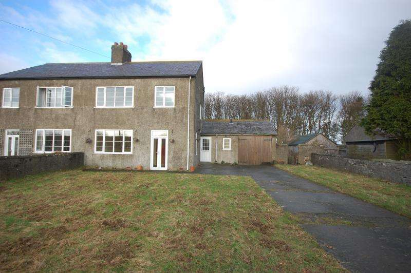 3 Bedrooms Semi Detached House for rent in Dunstan Steads, Embleton, Alnwick, Northumberland