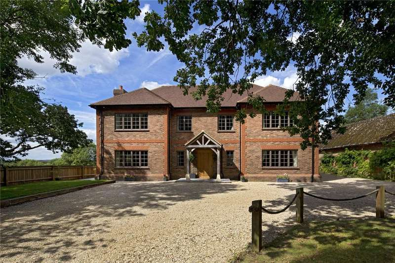 5 Bedrooms Detached House for sale in Albury, Thame, Oxfordshire, OX9