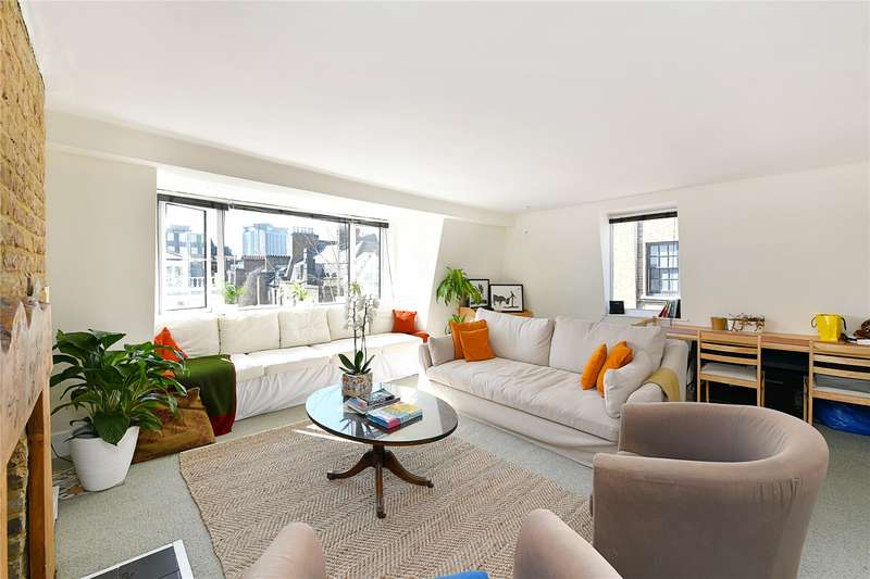 1 Bedroom Flat for sale in Flaxman House, 1-3 Coleherne Road, Earls Court, London, SW10