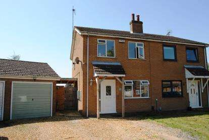 2 Bedrooms Semi Detached House for sale in Wisbech