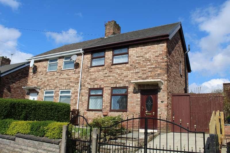3 Bedrooms Semi Detached House for sale in Ash Grove Prescot L35