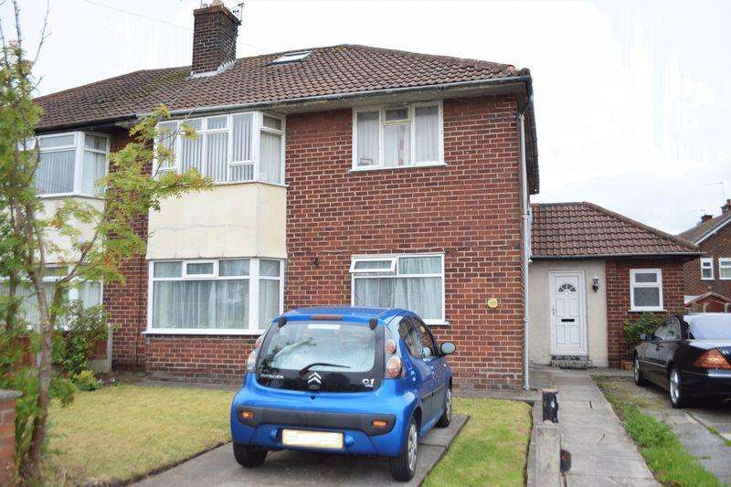 2 Bedrooms Flat for sale in Grosvenor Road, Maghull