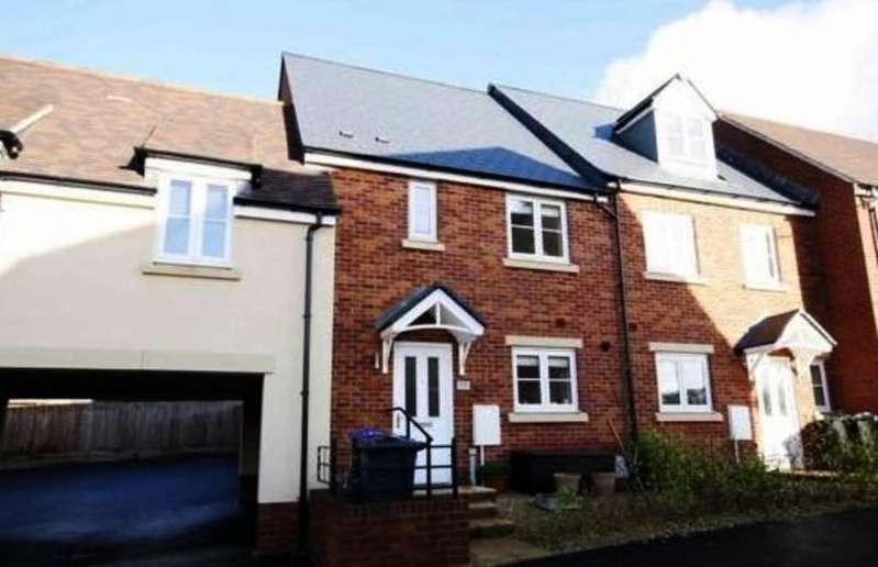 3 Bedrooms Terraced House for rent in Cochran Avenue, Chippenham