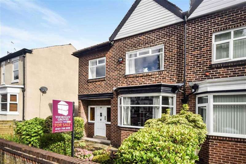 4 Bedrooms Semi Detached House for sale in Manchester Road, Swinton