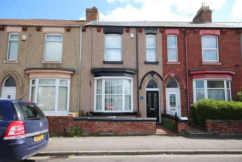 2 Bedrooms Terraced House for sale in Waldon Street, Hartlepool