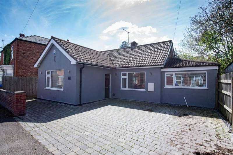 3 Bedrooms Detached Bungalow for sale in Princess Street, Boston, Lincolnshire