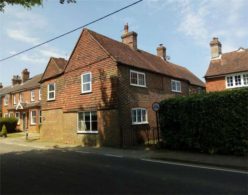 4 Bedrooms Detached House for sale in High Street, NINFIELD, East Sussex