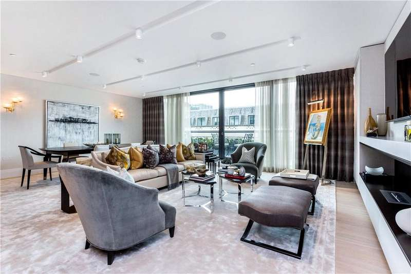 3 Bedrooms Flat for sale in Cork Street, Mayfair, London, W1S