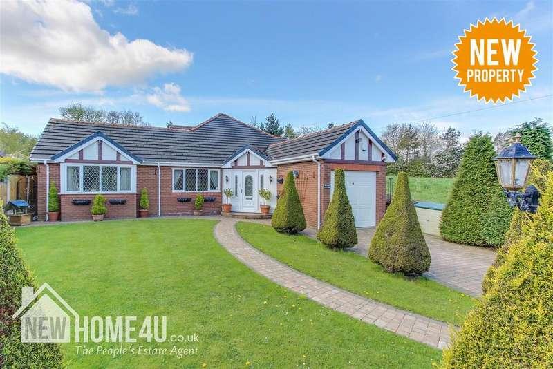 4 Bedrooms Detached House for sale in Wood Lane, Hawarden, Deeside
