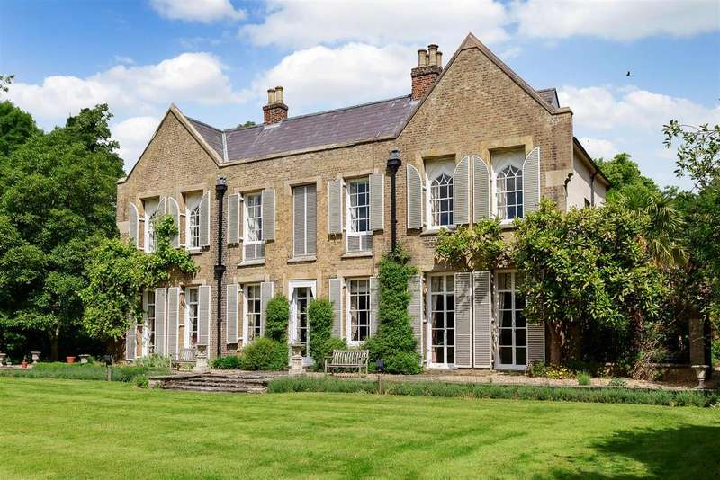 6 Bedrooms House for sale in St. Marys Lane, Hertford