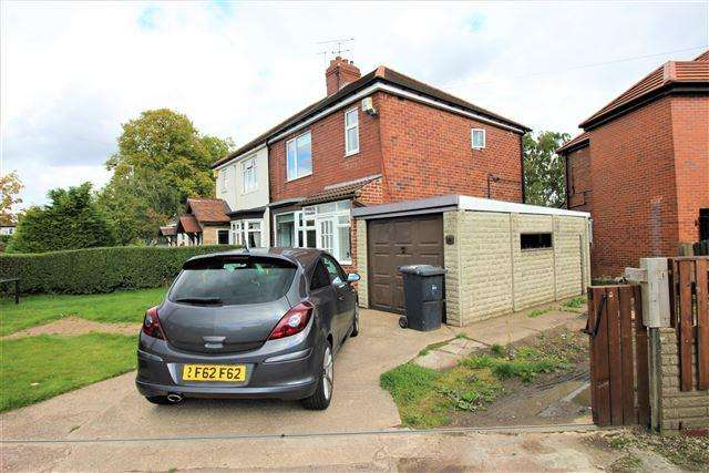 3 Bedrooms Semi Detached House for rent in School Grove, Aston, Sheffield, S26 2DF