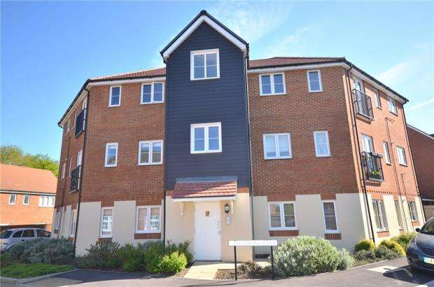 2 Bedrooms Apartment Flat for sale in Waxwing Park, Bracknell, Berkshire