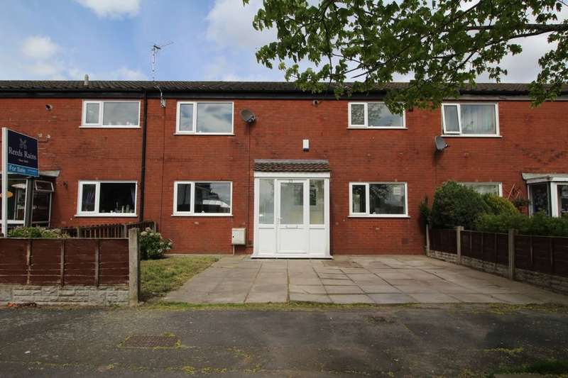 3 Bedrooms Terraced House for sale in Willow Road, Leyland, PR26