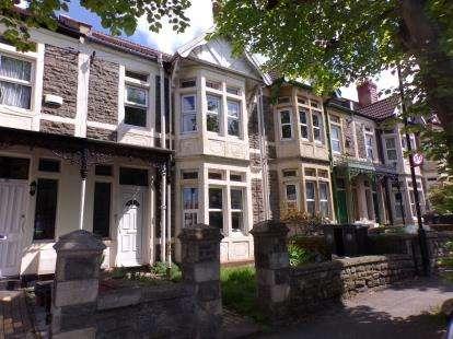 1 Bedroom Flat for sale in Hawkesbury Road, Fishponds, Bristol