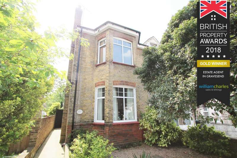 5 Bedrooms End Of Terrace House for sale in Old Road West, Gravesend