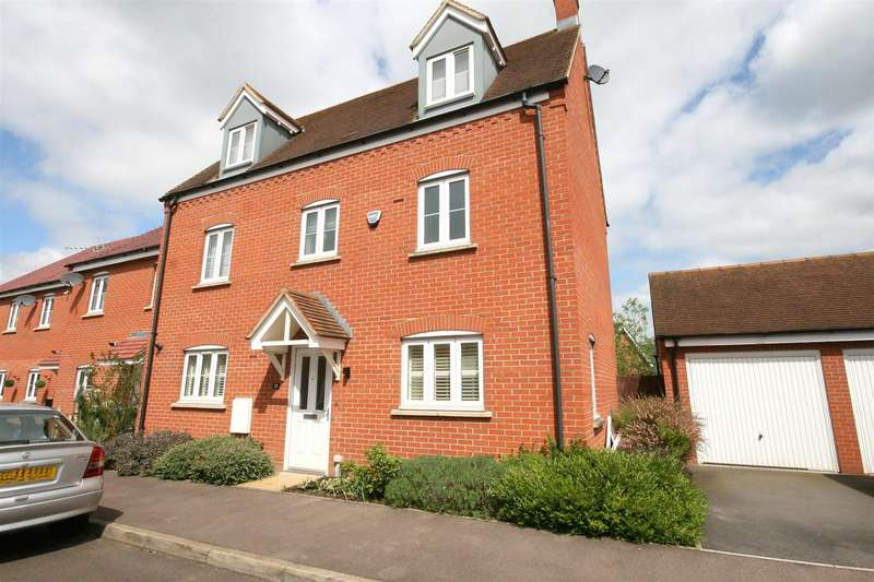 4 Bedrooms Detached House for sale in Durham Road, Pitstone, Bucks